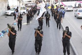 Al Ansar Brigades Gaza Strela 2 (SA-7) 2.JPG