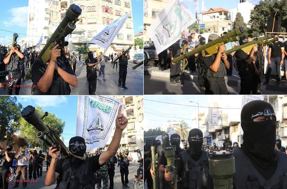 Al Ansar Brigades Gaza Strela 2 (SA-7).png