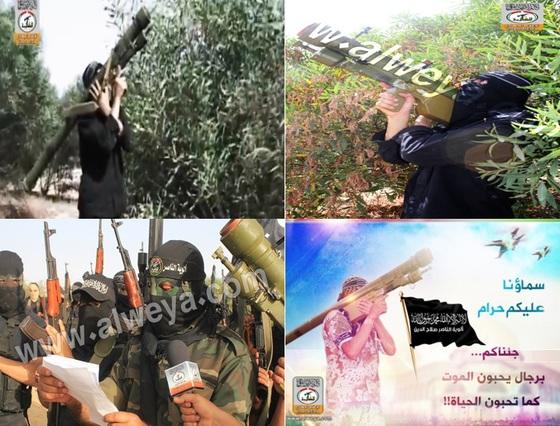 Al Nasser Salah al Deen Brigades Strela 2 (SA-7).jpg