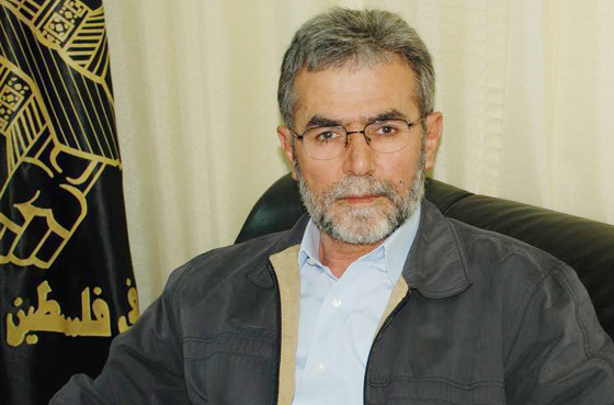 Ziyad al Nakhalah Palestinian Islamic Jihad.jpg