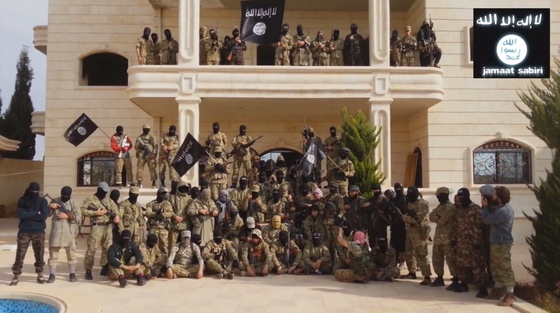 Central Asian jihadist group joins ISIS | FDD's Long War ...
