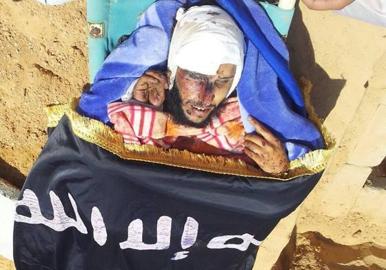 Jihadist Killed in Sinai - August 9, 2013.jpg