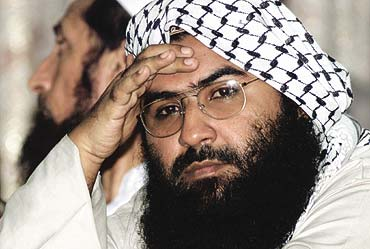 Maulana Masood Azhar, the leader of the Jaish-e-Mohammed. - masood_azhar