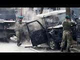 Taliban suicide bomber strikes NATO diplomatic convoy in Kabul