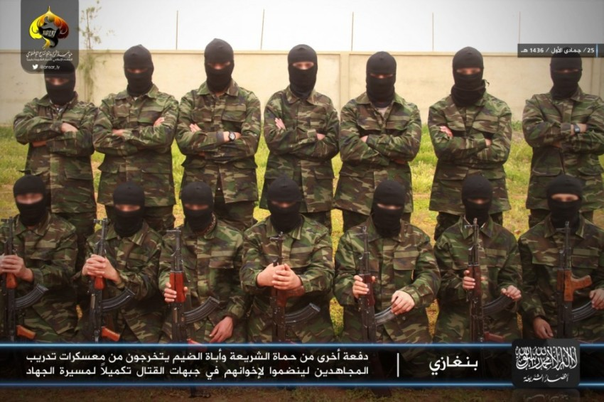 Ansar-al-Sharia-training camp-1