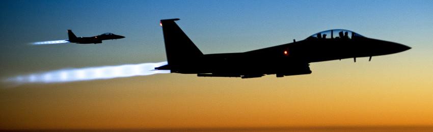 Los ataques aéreos en Siria