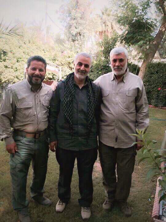 Soleimani-Muhandis-Zaydi-Baghdad