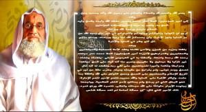 15-08-13 Zawhiri pledges allegiance to TB emir