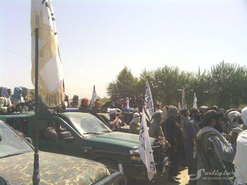 IJU-Sodiqlar-allegiance-Taliban-Mansour-2