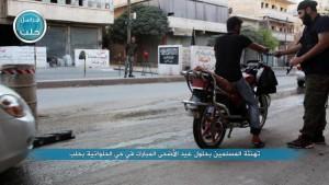 15-09-25 Al Nusrah in Aleppo