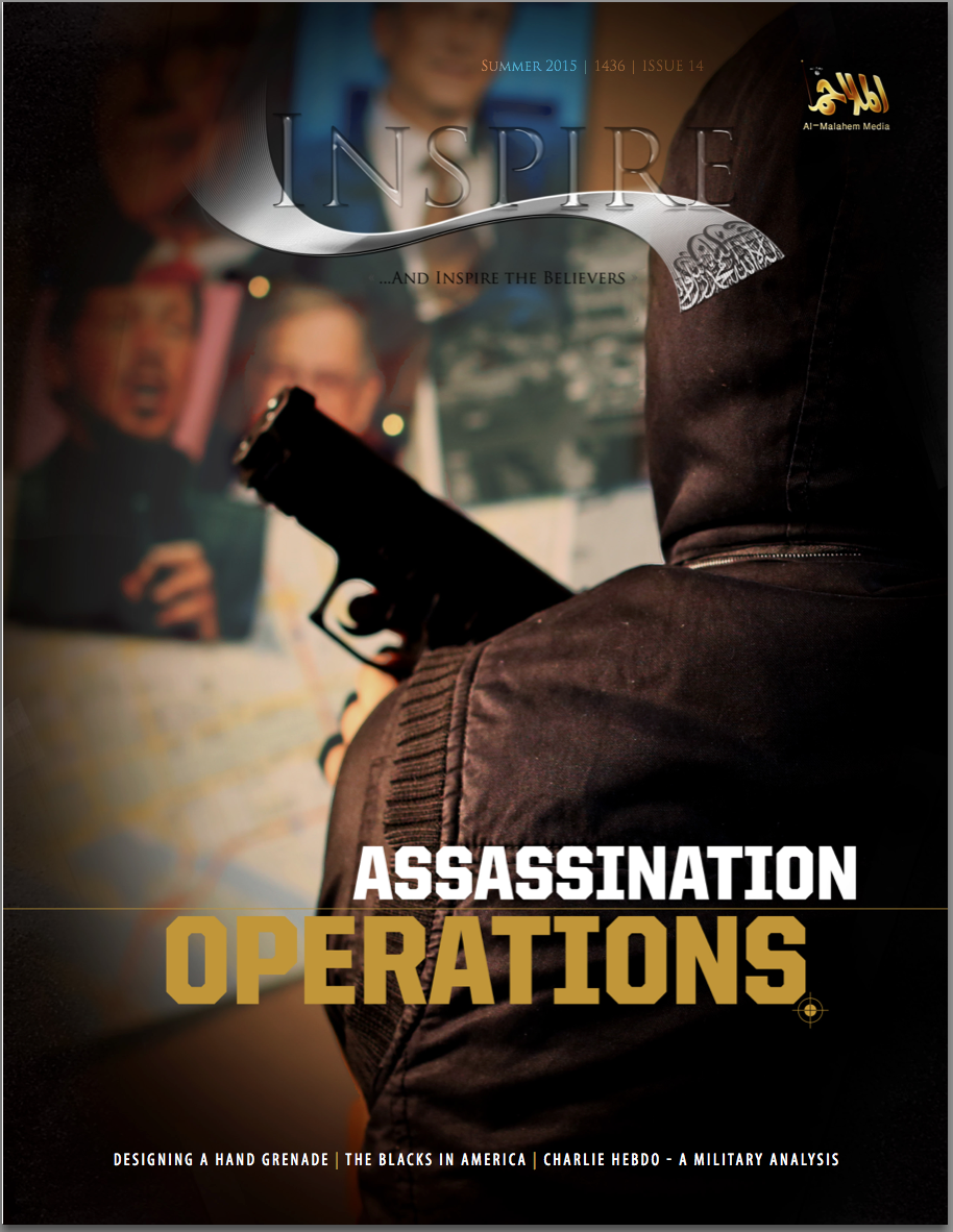 AQAP's Inspire magazine contains 'military analysis' of ...