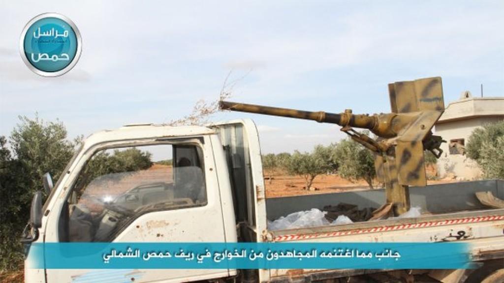 15-11-07 Al Nusrah raids Shuhadaa Al Baydhaa brigade 2