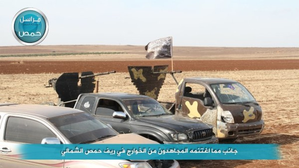 15-11-07 Al Nusrah raids Shuhadaa Al Baydhaa brigade 3