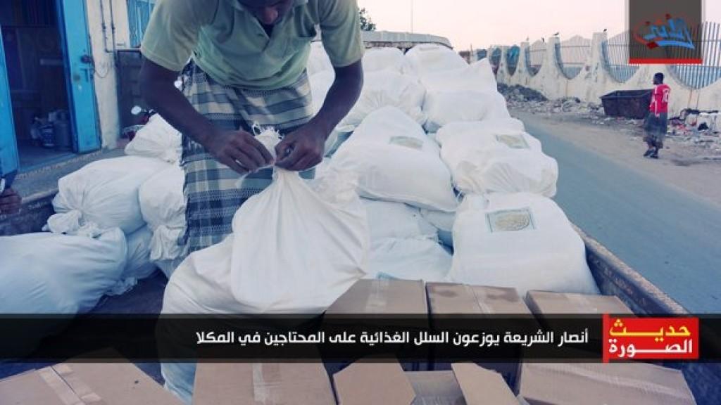 16-01-23 Ansar al Sharia food for needy 2