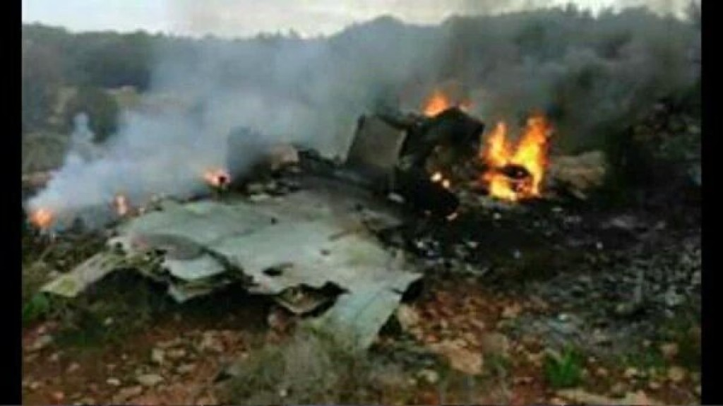 16-02-08 Libyan jet Ansar al Sharia claims to have downed 2