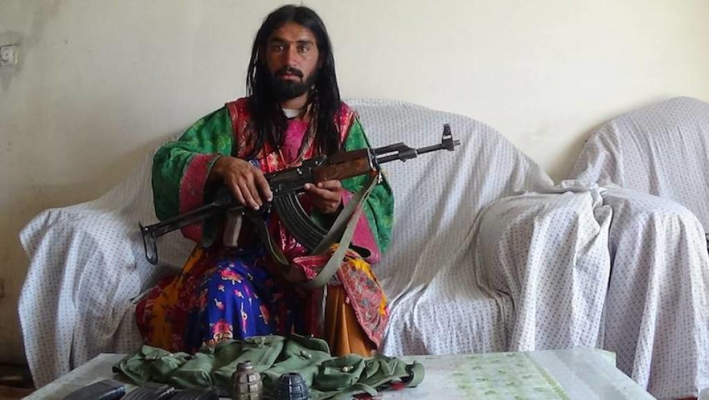 Terry Crews >> Afghan intel, Taliban spar over captured commander ...