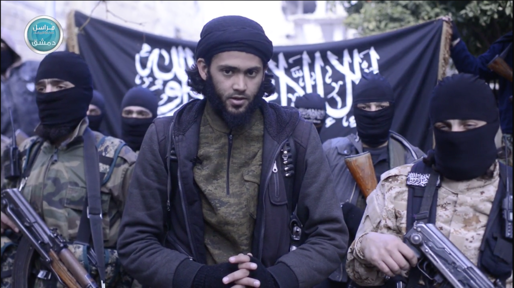 2 Damascus-based jihadist groups swear allegiance to Al ...