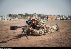 Iranian sniper