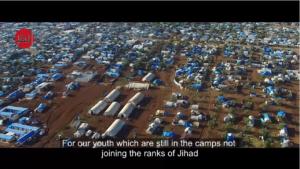 16-04-28 Refugee camp where Muhaysini spoke 2