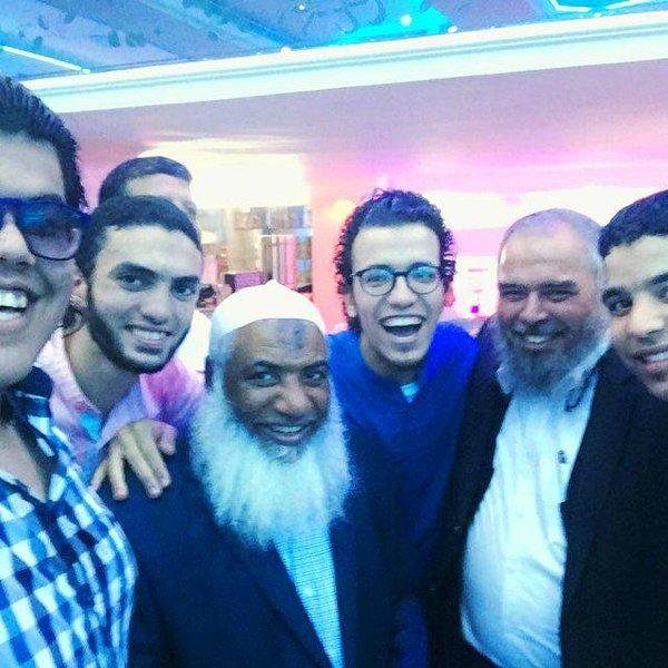 Islambouli with Taha Musa