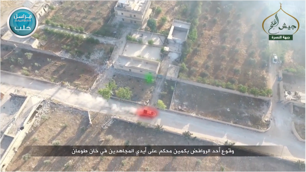 16-05-05 Ambush of Shiite fighter near Khan Tuman 1