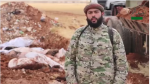 16-06-22 Muhaysini denounces Iran Hezbollah in front of corpses