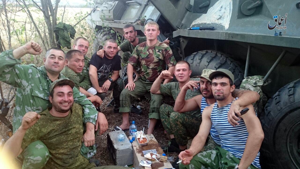 """""""Русский мир"""" в Сирии. ВИДЕО"""