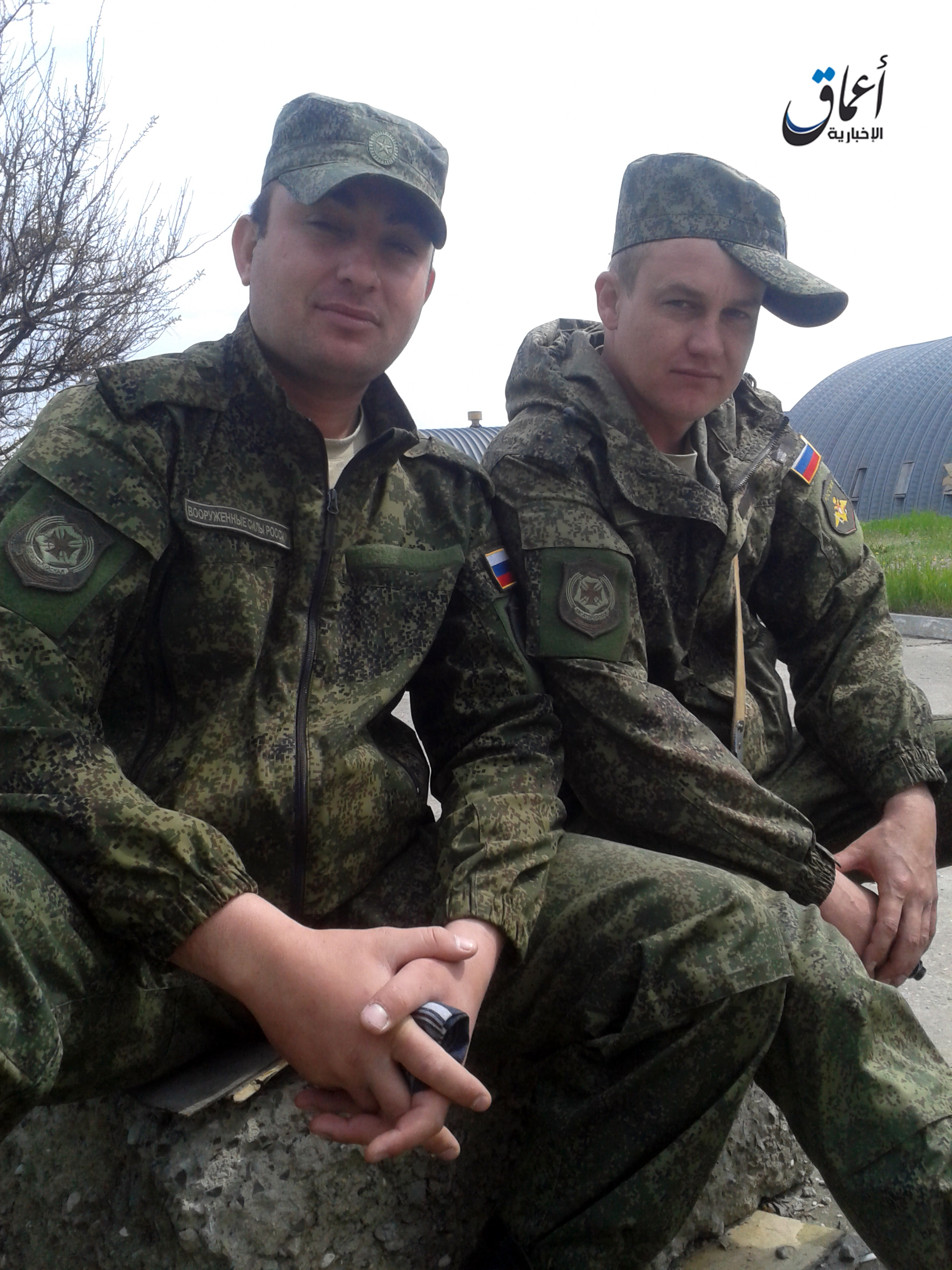 Islamic State claims 3 Russian soldiers killed in Syria ...