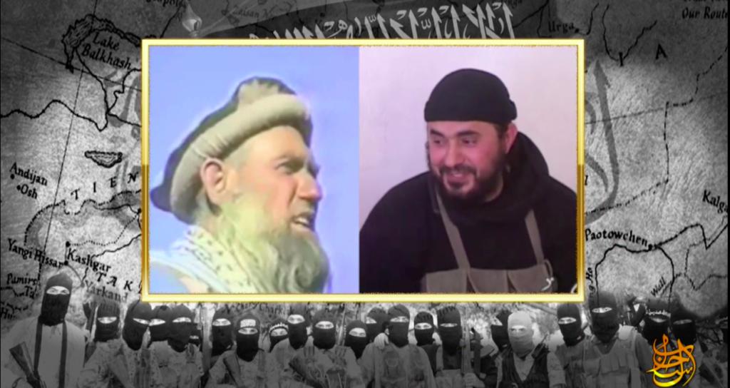 16-07-02 2 Clip of Abdullah Azzam and Abu Musab al Zarqawi