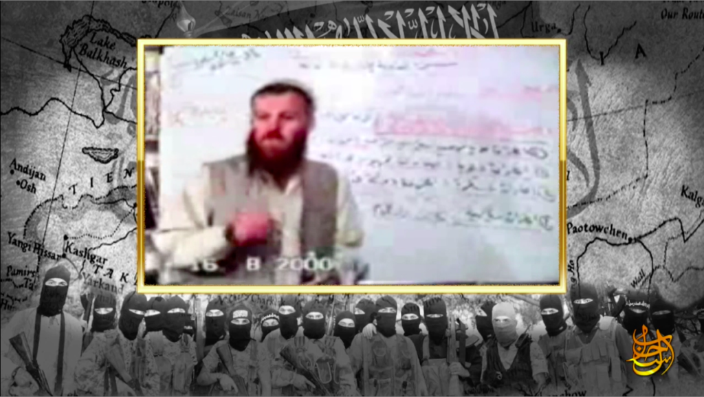 16-07-02 3 Clip of Abu Musab al Suri