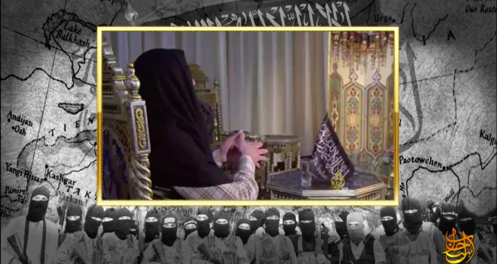16-07-02 8 Clip of Abu Muhammad al Julani
