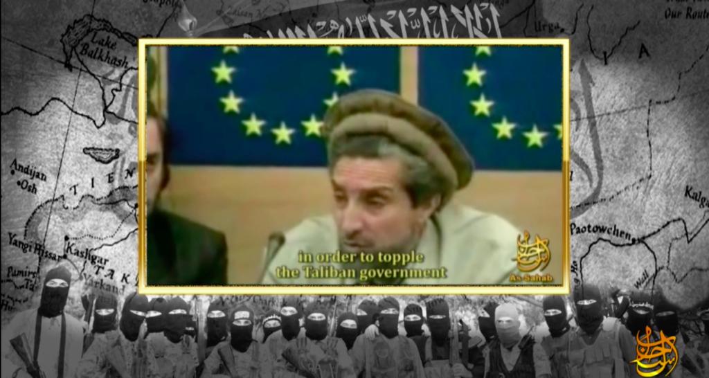 16-07-02 9 AQ blasts Ahmed Shah Massoud for seeking Western help
