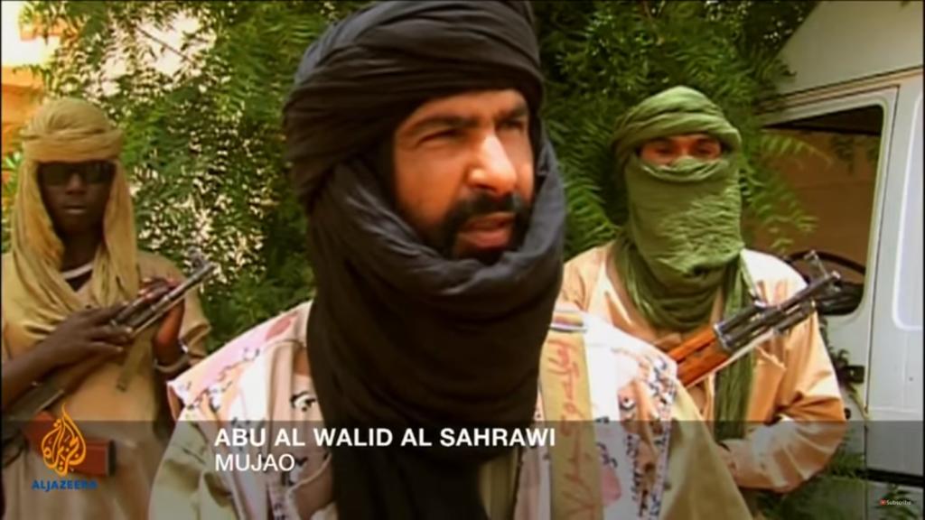 Image result for Abu Walid al Sahrawi, photos