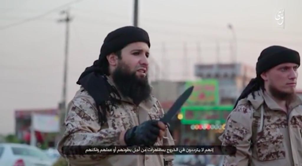 Us led coalition targeted key online operative for islamic for Boussy saint antoine piscine