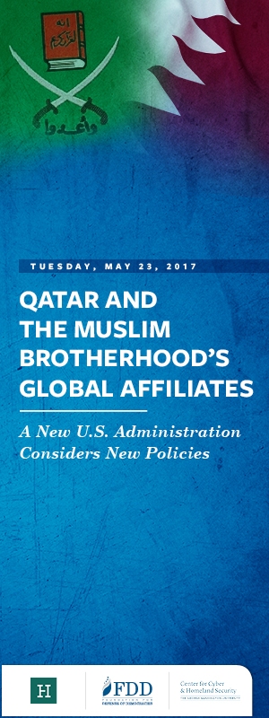 Qatar and the Muslim Brotherhood's Global Affiliates: New U.S. Administration Considers New Policies