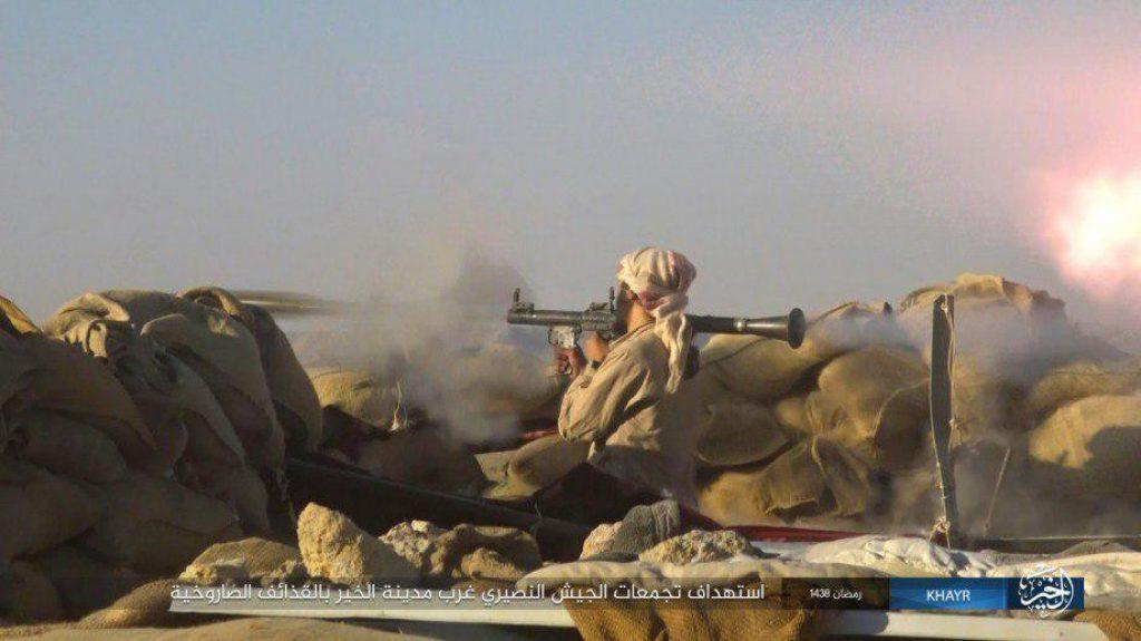 Analysis: The Syrian regime's offensive towards Deir Ezzor | FDD's Long War Journal
