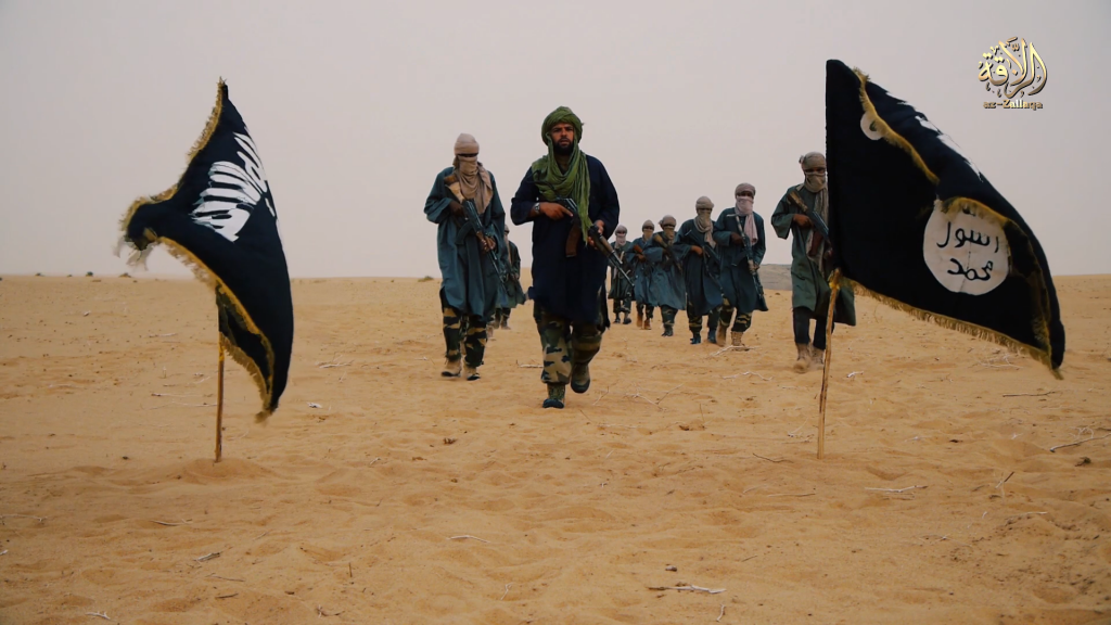 Al Qaeda group JNIM releases high-level production video ...