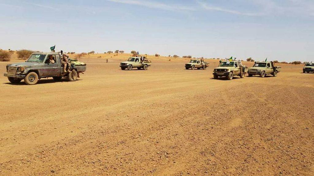 Alianza Tuareg reclama más operaciones contra ISIS en el norte de Mali GATIA-and-MSA2-1024x576