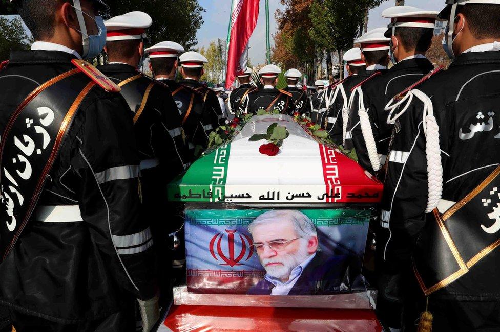 Chief Iranian nuclear scientist Mohsen Fakhrizadeh assassinated near Tehran | FDD's Long War Journal
